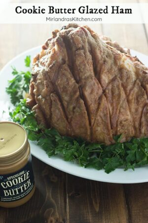 Tired of the same old ham glaze? Try an easy sweet glaze made from cookie butter! This recently popular spread has all the right flavors and spices to compliment a ham. Check out the recipe for tips and tricks to picking out the perfect ham to glaze.